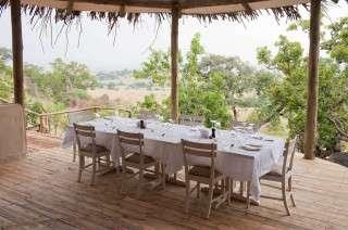 Lamai Serengeti dining