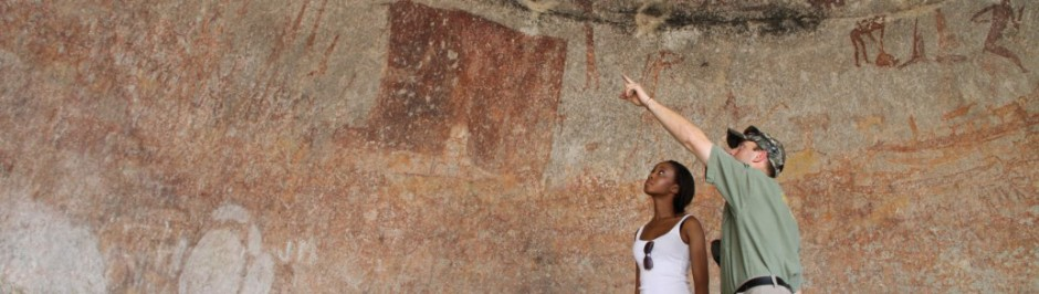 Rock Art at Matobo